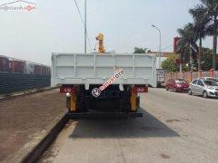 Bán Thaco Auman C160 Euro4, lắp cẩu tự hành 5 tấn 4 khúc Soosan nhập khẩu