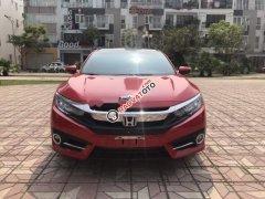 Bán xe Honda Civic 1.5 AT Turbo đời 2018, màu đỏ, nhập khẩu nguyên chiếc