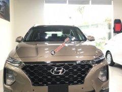 Cần bán Hyundai Santa Fe năm 2019, màu nâu