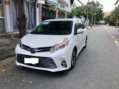 MT Auto bán xe Toyota Sienna LE Limited sản xuất 2018, màu trắng, xe nhập Mỹ nguyên chiếc - LH em Hương 0945392468