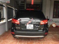 Bán ô tô Hyundai Santa Fe SLX sản xuất năm 2009, màu đen, xe nhập giá cạnh tranh