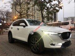 Cần bán gấp Mazda CX 5 2.5 sản xuất 2018, màu trắng, 990 triệu