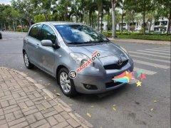 Cần bán lại xe Toyota Yaris năm sản xuất 2010, màu xám, nhập khẩu, giá chỉ 399 triệu