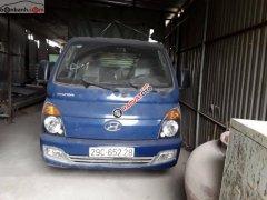 Bán xe Hyundai H100 tải thùng kín SX 2015, đăng ký 2016