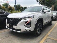 Hyundai Trường Chinh bán ô tô Hyundai Santa Fe đời 2019, màu trắng