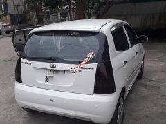 Cần bán Kia Morning năm sản xuất 2007, màu trắng, nhập khẩu nguyên chiếc
