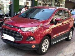 Bán Ford EcoSport Titanium sản xuất 2016, màu đỏ, xe do nữ chạy nên rất mới