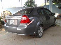 Bán xe Chevrolet Aveo 1.5LT đời 2015, màu xanh lục, giá chỉ 285 triệu