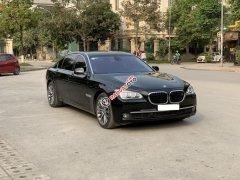 Bán xe BMW 750Li sản xuất năm 2010, màu đen, xe nhập