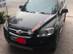 Bán gấp Chevrolet Captiva LT đời 2009, màu đen, nhập khẩu, giá chỉ 289 triệu