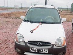 Xe Hyundai Atos đời 2002, màu trắng, nhập khẩu nguyên chiếc