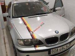 Bán BMW 3 Series 318i đời 2005, màu bạc số tự động