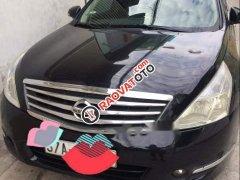Bán xe Nissan Teana đời 2009, màu đen, giá chỉ 420 triệu