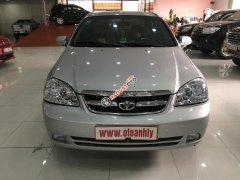 Cần bán Daewoo Lacetti sản xuất 2007, màu bạc giá 165tr