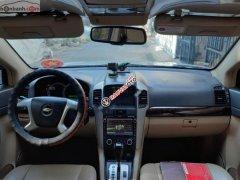 Cần bán Chevrolet Captiva LTZ đời 2007, màu bạc, số tự động