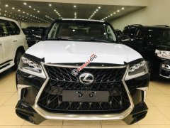 Bán Lexus LX570 Super Sport màu đen, sản xuất 2019, xe giao ngay, giá tốt - LH: 0906223838