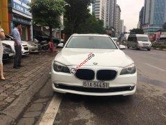Cần bán xe BMW 7 Series 750Li 2010, màu trắng, nhập khẩu