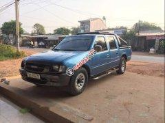 Cần bán gấp Isuzu Dmax MT đời 2000, màu xanh lam, nhập khẩu nguyên chiếc