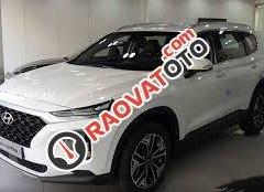 Bán Hyundai Santa Fe đời 2019, đủ màu, LH Tùng 0906409199 để có xe nhanh