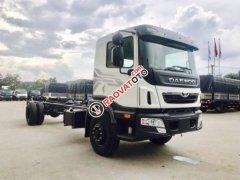 Bán xe tải Daewoo 9T máy Cummin-Mỹ, trả góp 85%, xe giao ngay