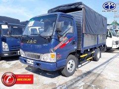Bán xe tải JAC 2T4 thùng dài 3m7 ga cơ siêu bền