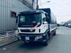 Bán Daewoo Prima 9T thùng dài 7m4 ga cơ, hỗ trợ trả góp