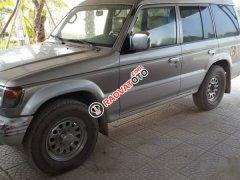 Cần bán gấp Mitsubishi Pajero đời 2003, màu bạc, 160tr