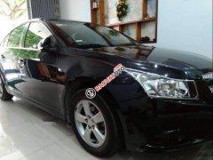 Cần bán lại xe Chevrolet Cruze sản xuất năm 2011, màu đen chính chủ