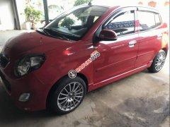 Cần bán xe Kia Morning năm sản xuất 2011, màu đỏ giá cạnh tranh