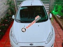 Bán ô tô Ford Fiesta 1.0 Ecoboots AT Sport sản xuất năm 2015, màu trắng, nhập khẩu nguyên chiếc