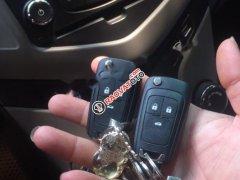 Bán Chevrolet Cruze LS 1.6 MT đời 2010, màu đen, số sàn, giá 307tr