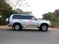 Cần bán lại xe Toyota Land Cruiser đời 2002 số sàn, giá 337tr
