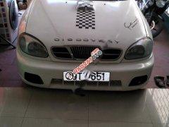 Bán gấp Daewoo Lanos 1.5 MT đời 2003, màu trắng, xe nhập