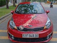 Bán ô tô Kia Rio 1.4AT năm 2016, màu đỏ, nhập khẩu nguyên chiếc ít sử dụng