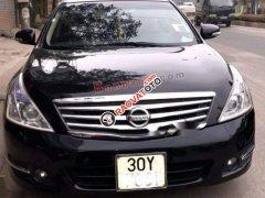 Bán Nissan Teana năm 2010, màu đen, xe như mới