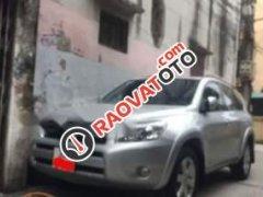 Bán Toyota RAV4 đời 2008, màu bạc, xe nhập, chính chủ