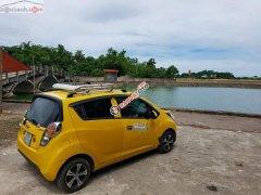 Bán xe Chevrolet Spark Van 1.0 AT 2013, màu vàng, nhập khẩu