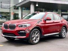 Cần bán BMW X4 xDrive20i 2019, màu đỏ, nhập khẩu