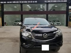 Cần bán Mazda BT 50 2.2L đời 2017, màu đen, nhập khẩu