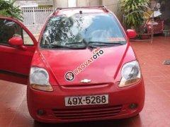 Bán Chevrolet Spark Van 0.8 MT năm sản xuất 2009, màu đỏ, giá tốt