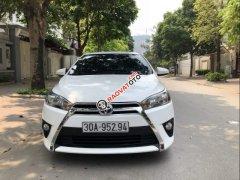 Bán Toyota Yaris E 1.3AT đời 2014, màu trắng, nhập khẩu