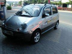 Cần bán lại xe Daewoo Matiz SE 2006, màu bạc, giá tốt