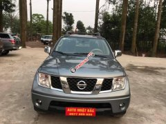 Bán Nissan Navara đời 2012, đăng ký 2013, bản cao cấp 2 cầu, số tự động, xe nguyên bản không đâm đụng va ngã hay ngập nước