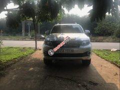 Cần bán xe Toyota Fortuner G 2012, màu bạc, nhập khẩu nguyên chiếc chính chủ