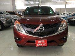 Bán ô tô Mazda BT 50 năm sản xuất 2014, màu đỏ, nhập khẩu, 465 triệu
