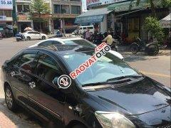 Cần bán xe Toyota Yaris sản xuất năm 2008, màu đen