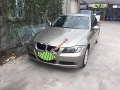 Bán xe BMW 3 Series 320i đời 2007, đăng ký 2008, đi đúng 8v2, đẹp xuất sắc