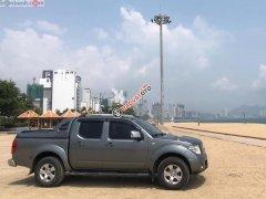 Bán Nissan Navara LE 2.5MT 4WD năm 2011, màu xám, xe nhập, 345tr