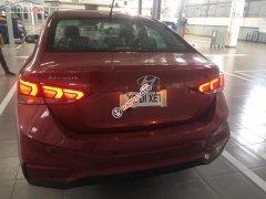 Bán xe Hyundai Accent 1.4 ATH đời 2019, màu đỏ