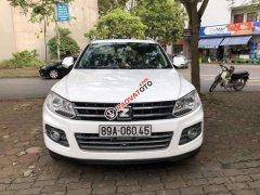 Bán Zotye T600 năm sản xuất 2016, màu trắng, xe nhập, giá 386tr